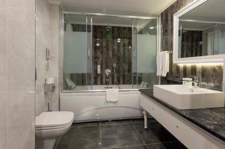 Hotel Sherwood Exclusive LaraBadezimmer