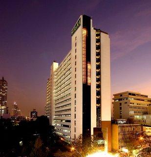 Hotel Furama Silom Außenaufnahme