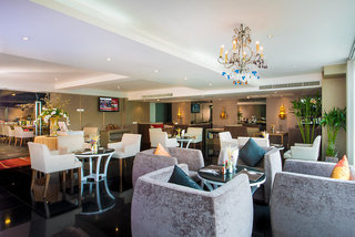 Hotel Furama Silom Lounge/Empfang