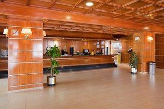 Hotel H TOP Calella Palace Family & Spa Lounge/Empfang