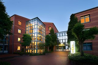 Hotel GHOTEL hotel & living Hannover Außenaufnahme