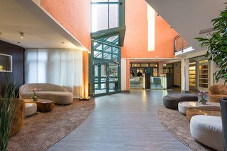 Hotel GHOTEL hotel & living Hannover Lounge/Empfang