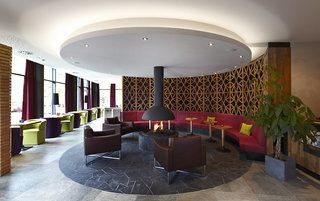 Hotel Anthony´s Life & Style Hotel Lounge/Empfang