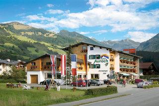Hotel Aurach Außenaufnahme