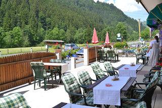Hotel Aurach Terasse