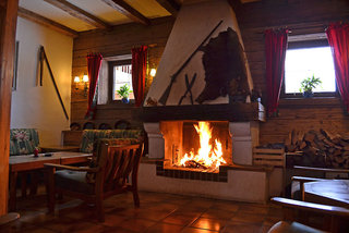 Hotel Aurach Lounge/Empfang