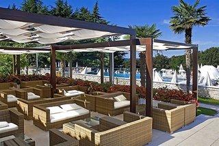 Hotel Plava Laguna Resort - Laguna Mediteran Terasse