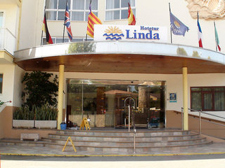 Hotel Roc Linda Außenaufnahme