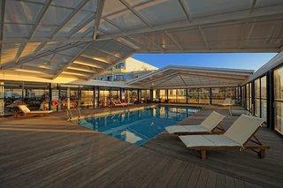 Hotel Aphrodite Beach Hotel Hallenbad