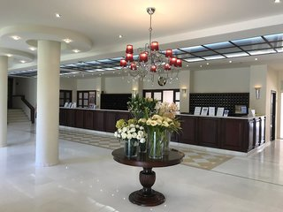 Hotel Aphrodite Beach Hotel Lounge/Empfang