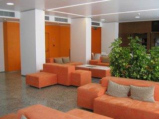 Hotel A.S. Lisboa Lounge/Empfang