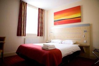 Hotel Comfort Inn Edgware Road Wohnbeispiel