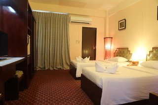Hotel Romeo Palace Wohnbeispiel