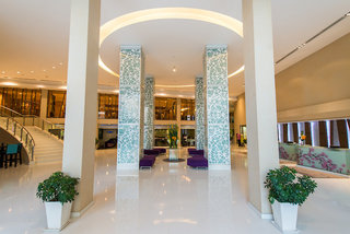Hotel Eastin Grand Hotel Saigon Lounge/Empfang