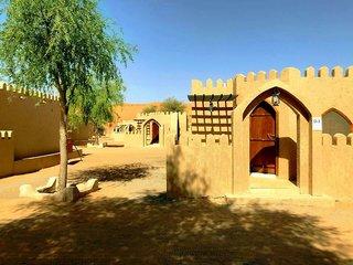 Hotel Arabian Oryx Camp Wohnbeispiel