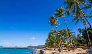 Hotel Coco Palm Beach Resort Samui Strand