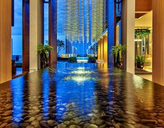 Hotel Ace of Hua Hin Resort Lounge/Empfang