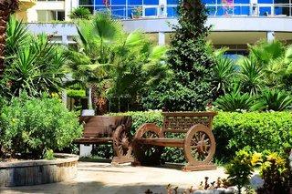 Hotel Mukarnas Spa Resort Garten