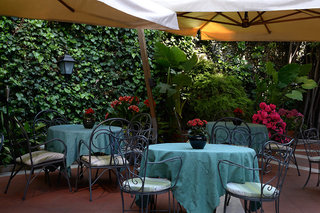 Hotel Giulio Cesare Terasse