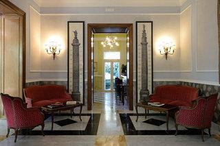 Hotel Giulio Cesare Lounge/Empfang