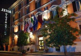 Hotel Giulio Cesare Außenaufnahme