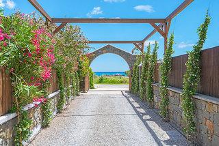 Hotel Horizon Line Villas Garten