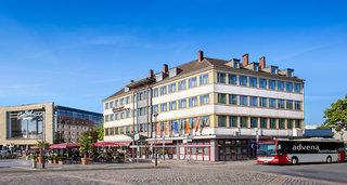Hotel Best Western Hotel Hohenzollern Außenaufnahme