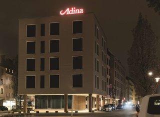 Hotel Adina Apartment Nuremberg Außenaufnahme