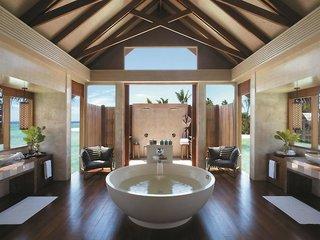 Hotel Shangri La´s Villingili Resort & Spa Badezimmer