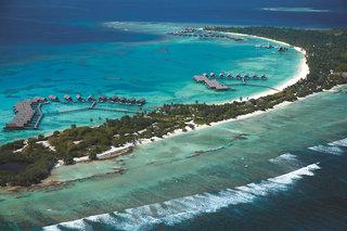 Hotel Shangri La´s Villingili Resort & Spa Außenaufnahme