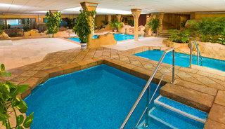Hotel Playaballena Aquapark & Spa Hotel Hallenbad
