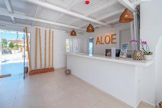 Hotel Aloe - Erwachsenenhotel Lounge/Empfang