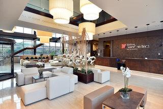 Hotel Hilton Garden Inn Milan North Lounge/Empfang