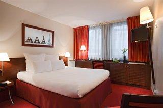 Hotel Concorde Montparnasse Wohnbeispiel