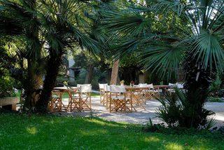 Hotel Villa Mabapa Garten