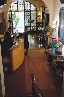 Hotel Villa Mabapa Lounge/Empfang