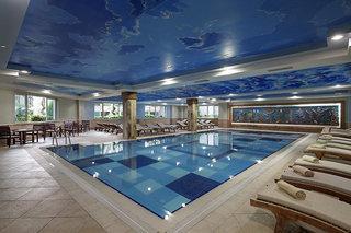 Hotel Crystal Paraiso Verde Resort & Spa Hallenbad