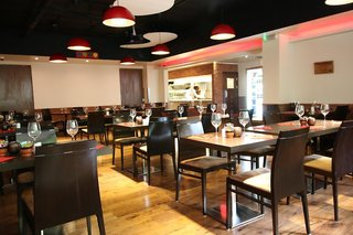 Hotel St.Giles London Restaurant
