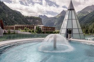 Hotel Aqua Dome - Tirol Therme Längenfeld Pool