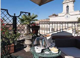 Hotel Colonna Palace Terasse