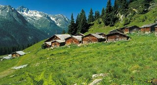 Hotel Alpenkönigin Landschaft