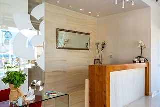 Hotel Airis Boutique & Suites Hotel Lounge/Empfang
