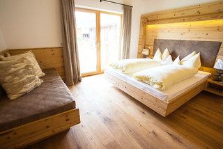 Hotel Bauernhof Residence Leierhof Wohnbeispiel