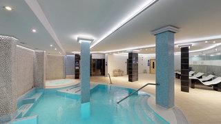 Hotel HL Suitehotel Playa Del Ingles - Erwachsenenhotel Hallenbad
