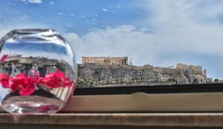 Hotel Andronis Athens Terasse