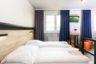 Hotel a&o Berlin Mitte Wohnbeispiel