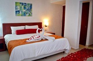 Hotel Dos Playas Beach House Hotel & Maya Caribe Beach House Hotel Wohnbeispiel