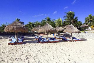 Hotel Dos Playas Beach House Hotel & Maya Caribe Beach House Hotel Strand