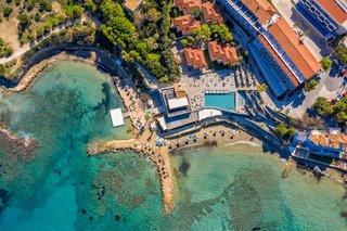 Hotel Alexandra Beach Resort & Spa Luftaufnahme