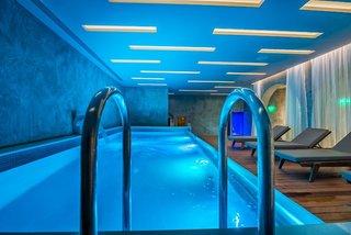 Hotel Alexandra Beach Resort & Spa Hallenbad